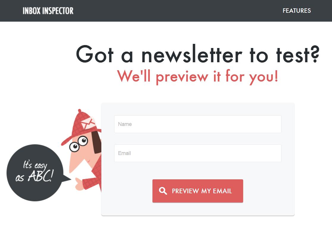 Inbox Inspector Online Tool