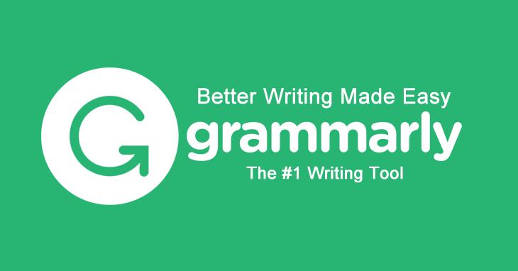 Grammarly spellchecker