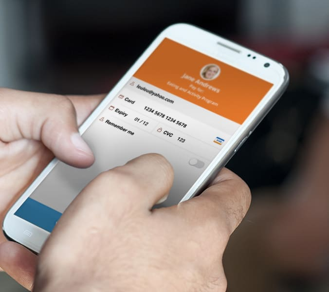 online payments processing