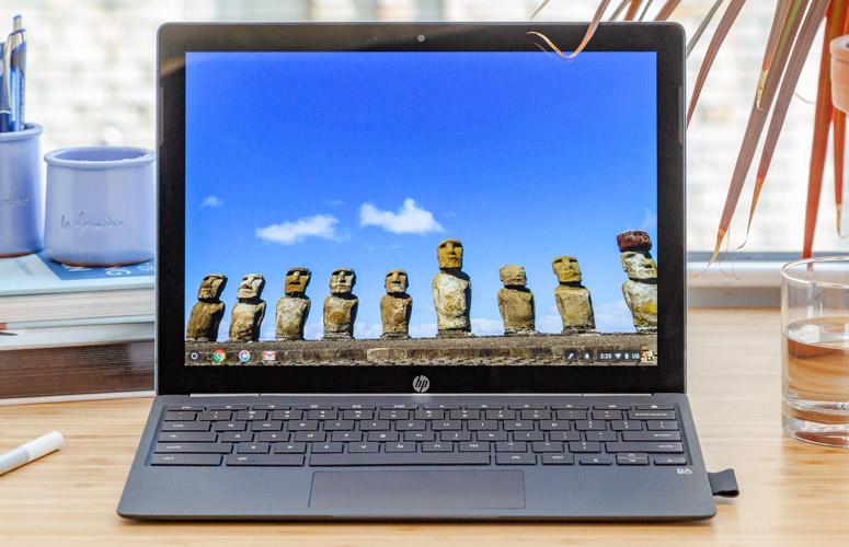HP Chromebook x2: Simple but not stark