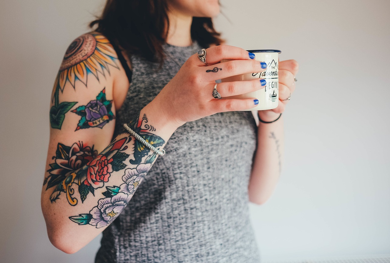 Should small business owners cover up their tattoos?