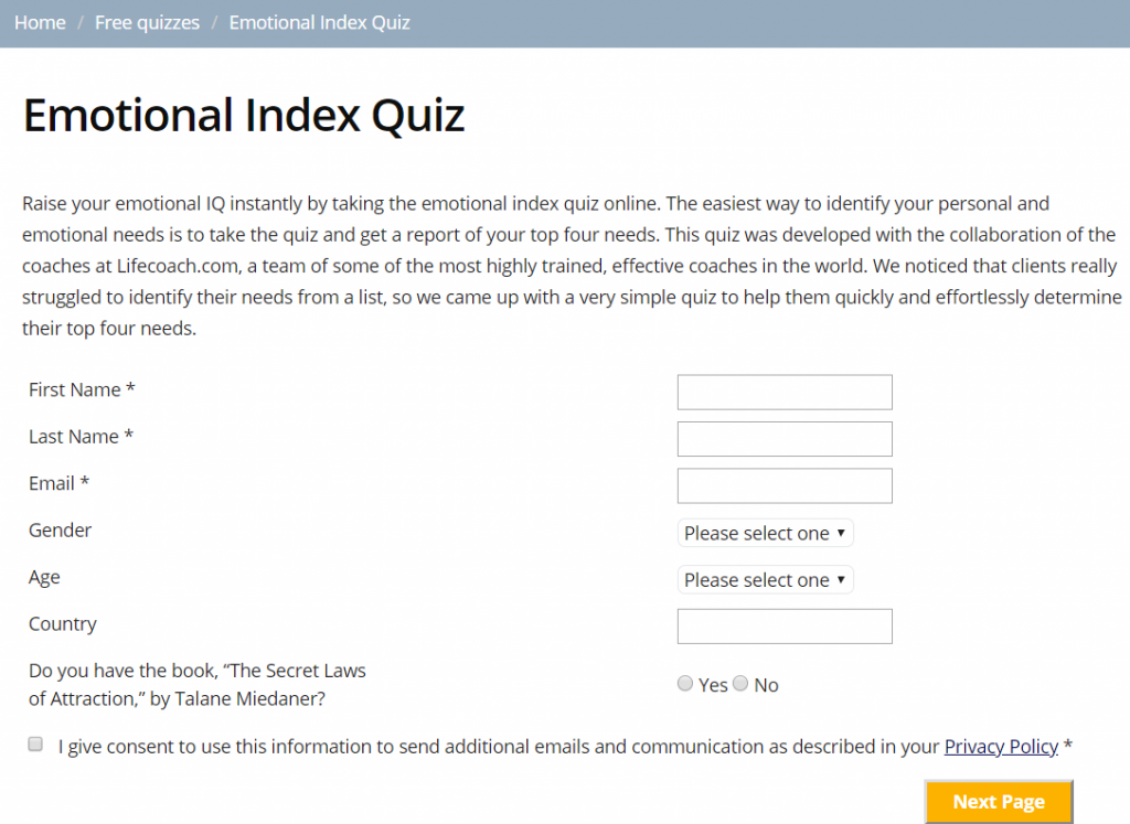 How small businesses use quizzes to draw in new clients