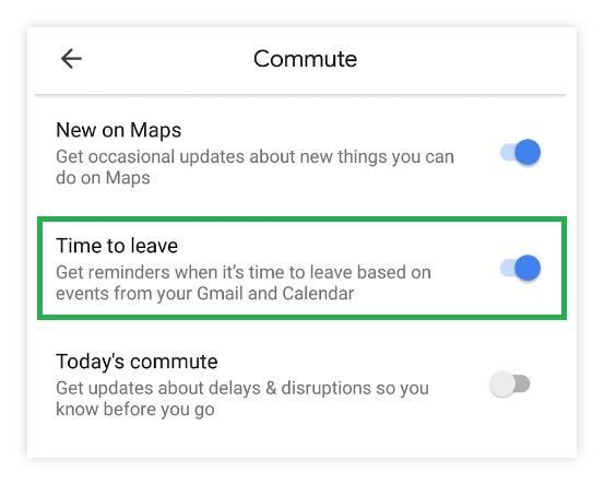 Google Maps tips: beat traffic and enjoy the ride