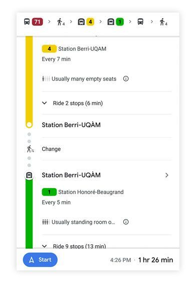 Google Maps tips: Work comfortably on the go