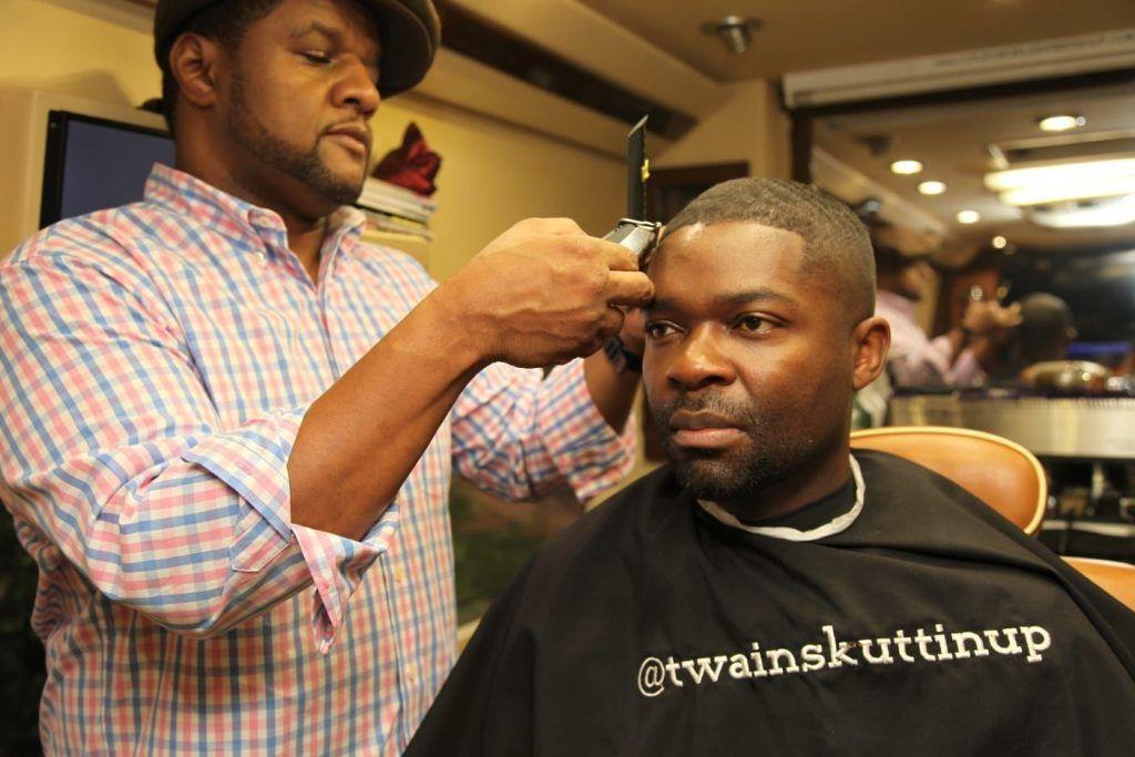 Master barber to Hollywood Stars: Meet Twain Taylor