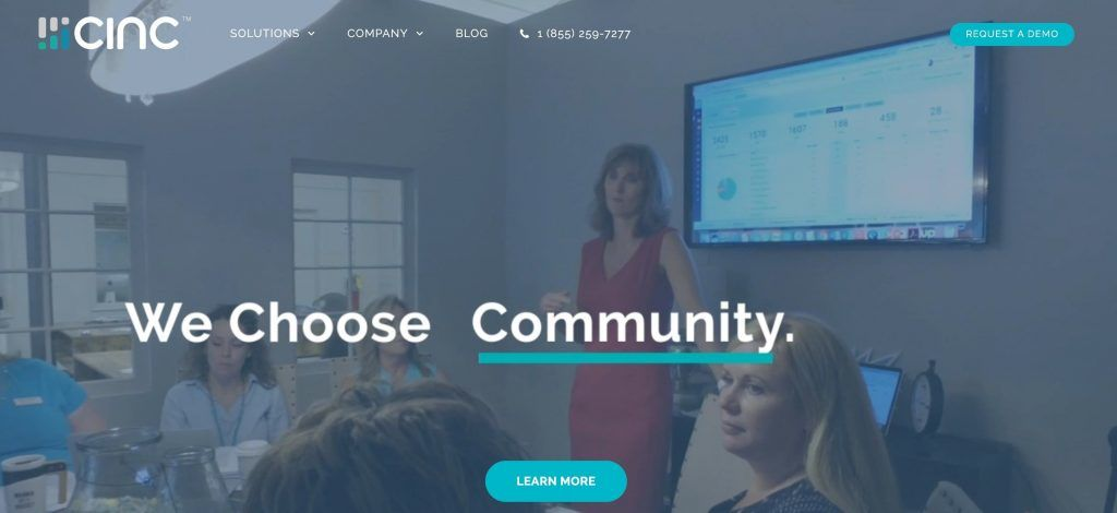 CINC - The 1 Real Estate Lead Generation and CRM Platform