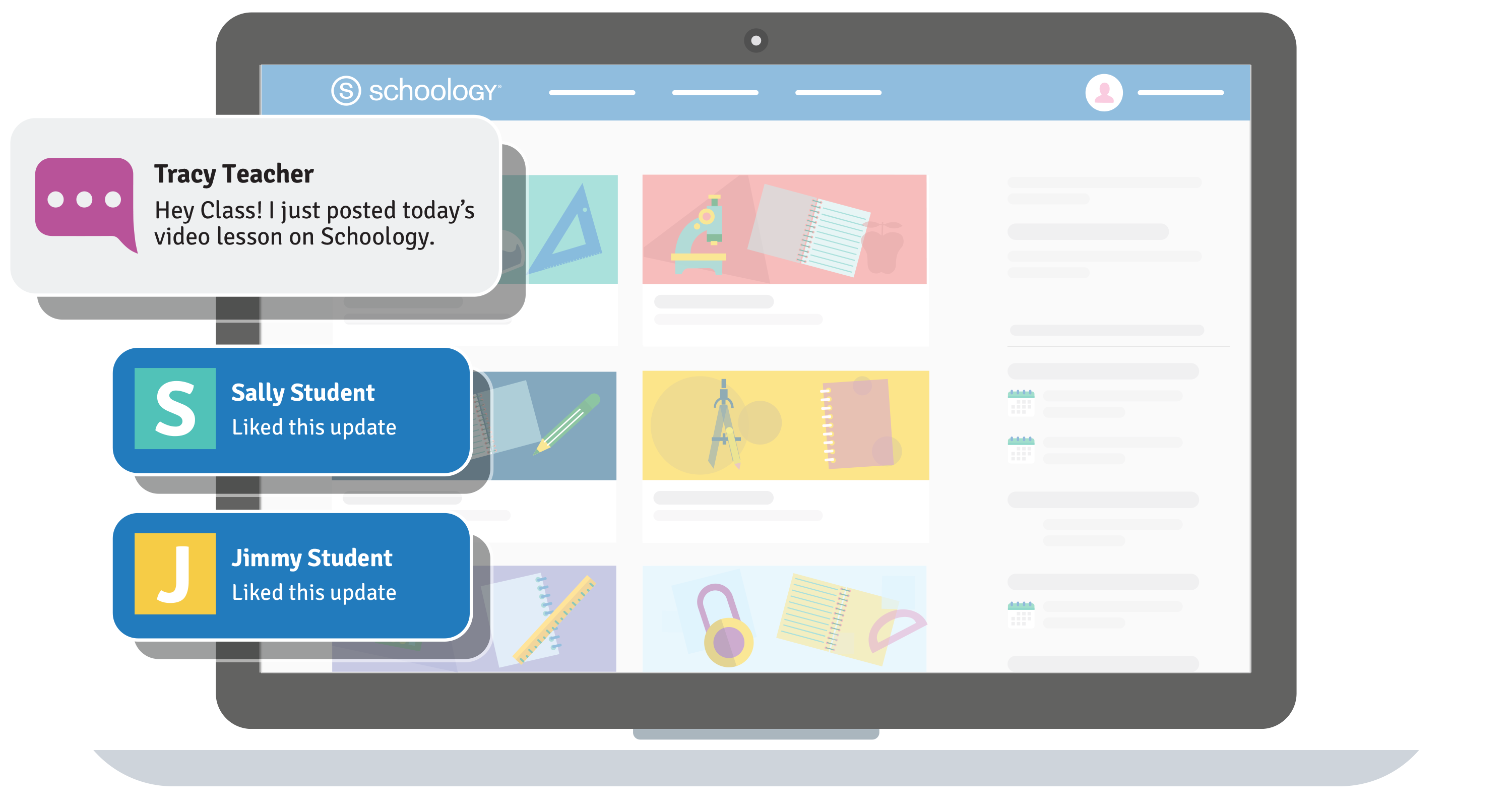 schoology teaching platform